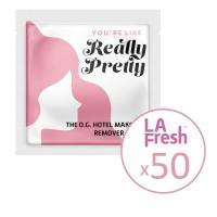 Jual La Fresh Makeup Remover Cleansing