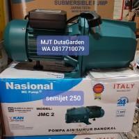 Jual pompa air semijet 250 watt. merk NASIONAL Mcpump ...