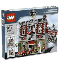 Lego Exclusive - Fire Brigade