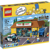 Lego The Simpsons - Kwik E-Mart