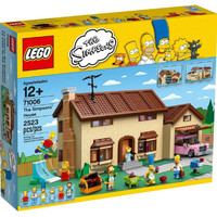 Lego The Simpsons - The Simpson's House