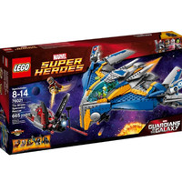 Lego Super Heroes - The Milano Spaceship Rescue