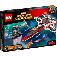Lego Super Heroes - Avenger Space Mission
