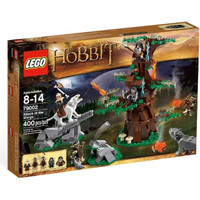 Lego Hobbit - Attac Of The Wargs