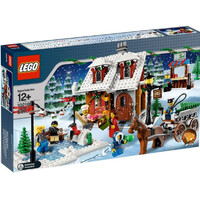 Lego Exclusive - Winter Village Bakery