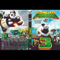 Jual Kaset Dvd Film Animasi Kungfu Panda 3 2016 Jakarta Barat Leoniljaya Dvd Tokopedia