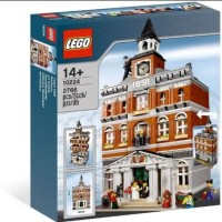 Lego Exclusive Modular Building - Town Hall