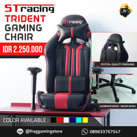 Jual STRacing / ST Racing Gaming Chair Trident Series ...
