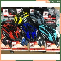 HELM SEPEDA/PACIFIC SP-J108 MTB Bicycle Helmet Europe