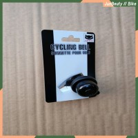Cateye Wind Bell Pb-1000 Black. Cat Eye Cycling Bell Hitam. Bel