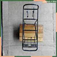 "Rear Rack Steel Jepretan 26"". Carrier. Pannier. Rak Belakang Besi"