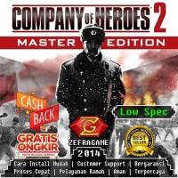 Jual Company Of Heroes 2 Master Collection Coh Coh2 Dvd Game Pc Kaset Games Dvd Kota Semarang Zefragame Tokopedia
