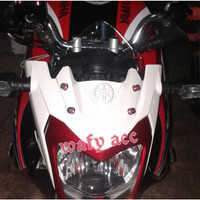 List lampu new vixion lighting hitam (nvl)