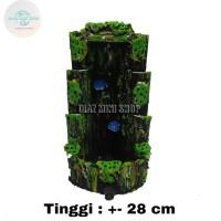 Jual Paket Miniatur Air Terjun Aquascape / Tebing Air ...
