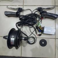 Jual Sepeda Listrik 36 V Komponen Custom Modifikasi Kit Penggerak Roda Depa Jakarta Pusat Jw Autowork Tokopedia