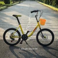 Jual Sepeda Minion Bike Minitrek Mini Trek Ukuran 20 Merah Muda Kota Surabaya Khafit Store 99 Tokopedia