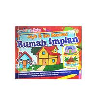 Jual Buku Mewarnai Anak Tk Paud Copy Coloring Series Asyik Seru Mewarna Kota Surabaya Owl Bookstore Tokopedia