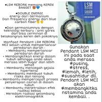 PRODUK ASLI - Kalung LSM Reborn By MCI
