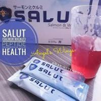 PRODUK ASLI - SALUT (Salmon & Walnut) Rasa Anggur Original MCI