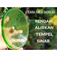 PRODUK ASLI - Bioglass X Diamond shape Mci Original 100%