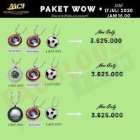 PRODUK ASLI - Paket wow+ mci 100 % original pendant mci LSM LSW
