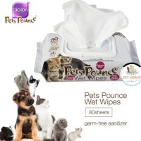 Jual Big Sale Pets Pounce Disinfectant Tissue Basah Wipes Hewan Anjing Jakarta Barat Anjaragungstore Tokopedia