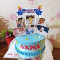Jual Kue Ulang Tahun Anak Laki Laki Kue Ultah Tema Watch Me Grow Kota Tangerang Selatan Baju Alya Shop Tokopedia