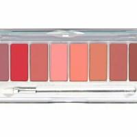 Wardah Lip Pallete [ Chocoholic ] Lipstick Pallete Wardah Chocoholic thumbnail