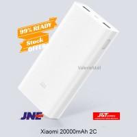 Jual Promosi Xiaomi Power Bank 20000mah Gen2c Original White Murah Kota Bandung Mvl Store Tokopedia
