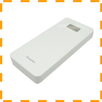 NEW VD Sinofer Power Bank Ultra Thin Polymer 10000mAh - White