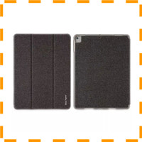 Remax Leather Case + Pencil Stylus Holder for iPad 9.7 Inch - PT-10 -