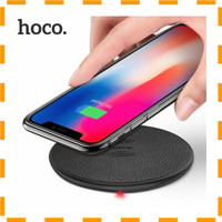 NEW VD Hoco Wireless Charger Dock - CW14 - Black