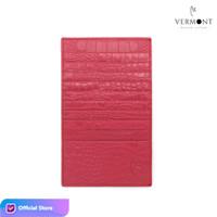 Card Holder Kulit Asli VERMONT V83 - K004 Original - Wanita