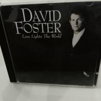 Jual Cd Musik David Foster Love Lights The World Jakarta Utara Delapantoko8 Tokopedia