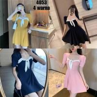 Dress Rajut 4053 Panjang Premium