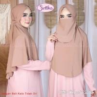 Jual Jilbab Khimar Tali Kerutcadar Ori Cantika Hijab Kota Bekasi Fixtripscom Tokopedia