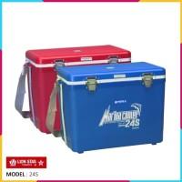 LION STAR Marina Cooler 24S Box Ice Kotak Tempat Es 22 Lt