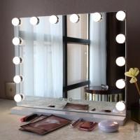 Jual Makeup Mirror Led Light Bulbs Kit For Dressing Table Wall Lamp With Kota Semarang Ramashintaolshop Tokopedia