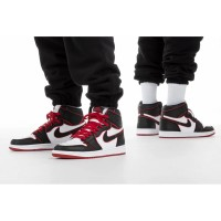 escapar Devorar chico  Jual Nike air jordan 1 retro high og bloodline - 41 - Jakarta Barat -  KingShoes_ | Tokopedia