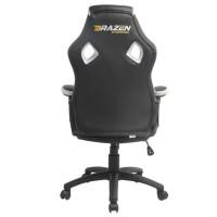 Jual Kursi Gaming BraZen Puma PC Gaming Chair Black/White ...
