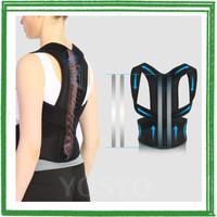 YOSYO Belt Magnetic Terapi Koreksi Postur Punggung Size M - Y11002 -