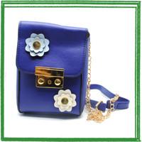 NEW ARRIVAL Yang Mi Tas Selempang Mini Wanita - Blue HOT SALE