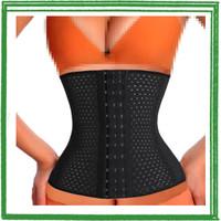 YINGZHIMEI Korset Pelangsing Waist Body Shaper - 1608 - Size L - Blac