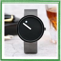 ZAPET Jam Tangan Analog Fashion Pria - W249203 - Silver HOT SALE