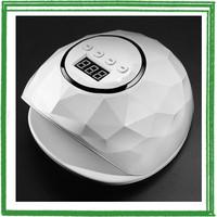 XIXI Pengering Kutek Kuku UV LED Nail Dryer 72W - LJ-F6-W - White