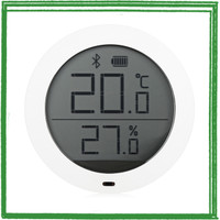 Xiaomi Mijia Smart Thermostat Bluetooth Thermometer Humidity Sensor -