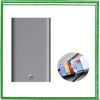 Xiaomi MIIIW Dompet Kartu Premium Card Case Automatic Aluminium -