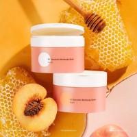 [BPOM] DEAR ME BEAUTY 30 Seconds Meltaway Balm 100g - Peach Honey - Peach thumbnail