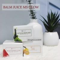 BALM JUICE MS GLOW BALM JUICE MSGLOW BALM CLEANSING - YUZU thumbnail