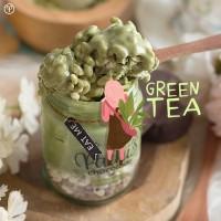 Pathi's Chocolade Greentea Original Edition